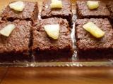 Rychlé kakaové řezy recept