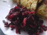 Červená řepa s jablky a balzamikem recept