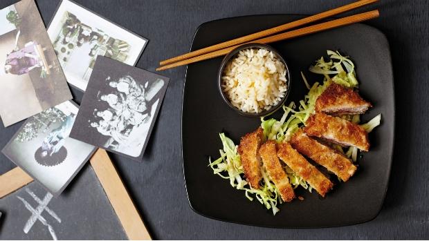 Japonský řízek tonkatsu