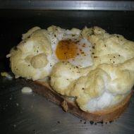 Chlebová hnízda recept