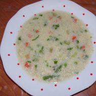 Polévka z vaječné jíšky recept