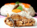 RAW mrkvový dort recept