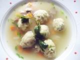Jíškové knedlíčky do polévky-chutné recept