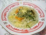 Francouzská zeleninová polévka recept