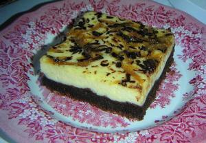 Tvarohový koláč báby Havelkové