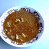 Dršťková polévka s kapií recept