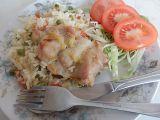 Zapečené kuřecí s rýží recept