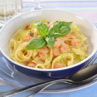 Česnekové krevety recept