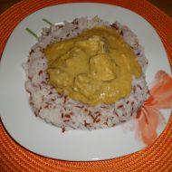 Anglické curry recept