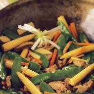 Vepřové maso na čínský způsob recept