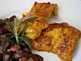 Česnekové kuře recept