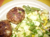 Frikadelky se zeleninou recept