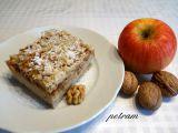Jablíčkový koláč s čirokovou moukou bez lepku, mléka a vajec ...
