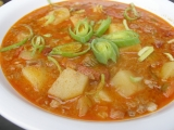 Sulcová ( huspeninová) polévka recept
