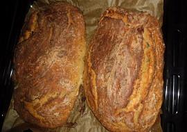 Chleba domácí  kmínový recept