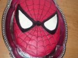 Dort Spiderman recept