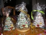 Vánoční perníkový stromeček recept