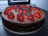 Čokoládový dortík recept