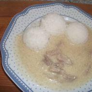 Vepřová kýta v hořčičné omáčce recept