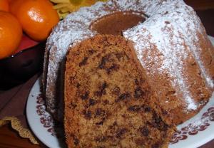 Bábovka (buchta, dort) z červené řepy s čokoládou  vláčná ...