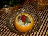 Pomerančové překvapení recept