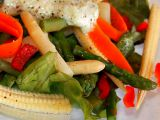 Chřestový salát recept