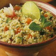 Zeleninový kuskus recept