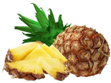 Jednohubky s ananasem