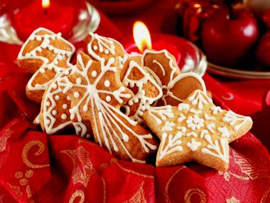 Vánoční perníčky*