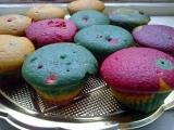 Jednoduché kakaové muffiny recept