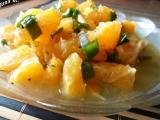 Pomerančový salát recept