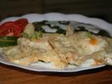 Zapečená sýrová vejce recept