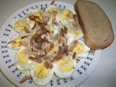 Kyselá vejce