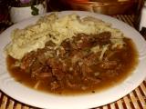 Hovězí guláš Oregáno recept
