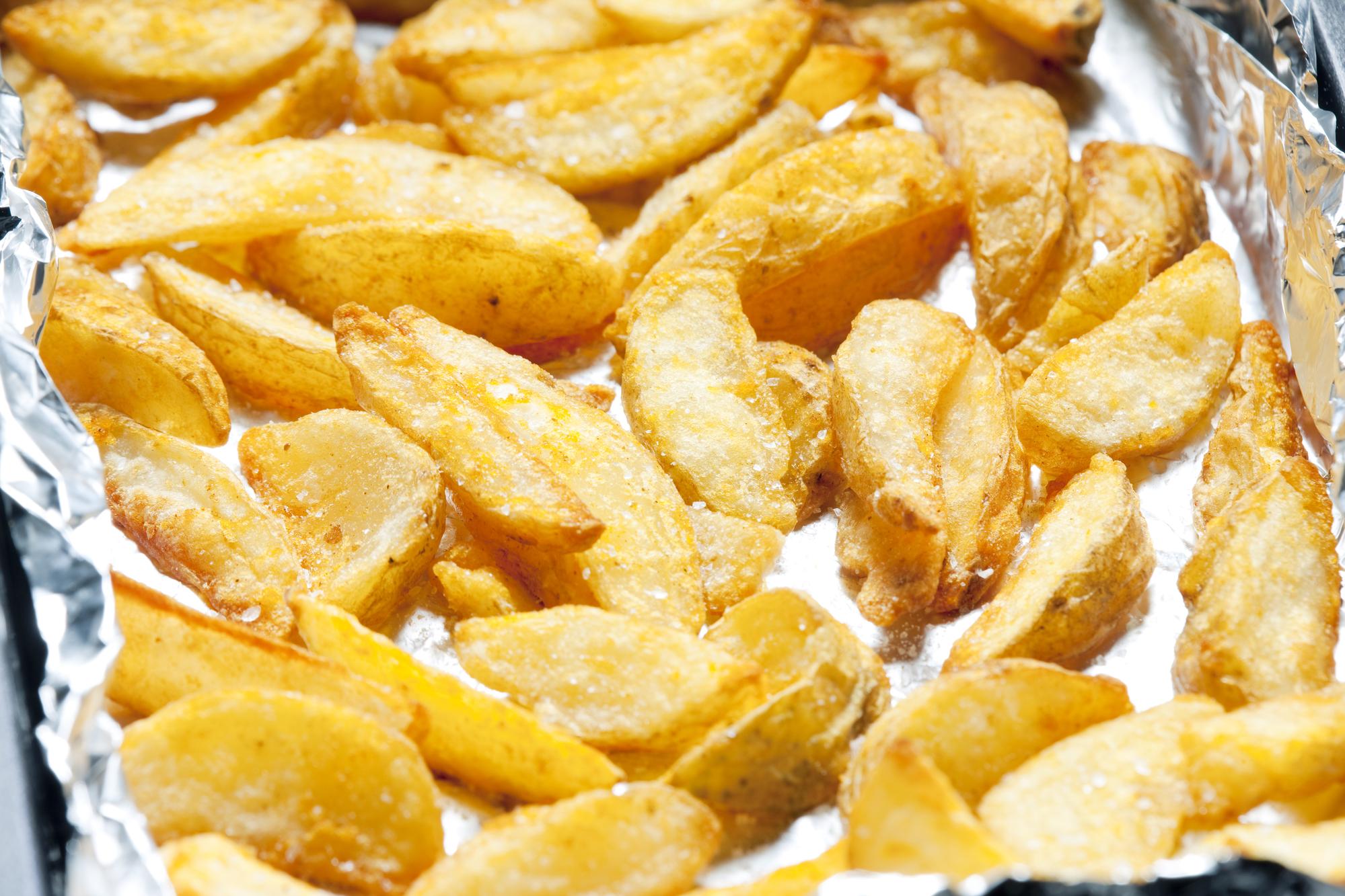 Americké brambory po česku recept