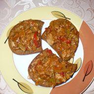 Kuřecí topinky recept