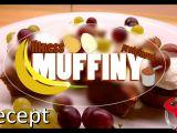 Proteinové FITNESS Muffiny recept