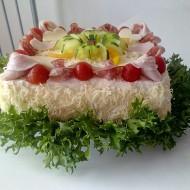 Můj slaný dort recept