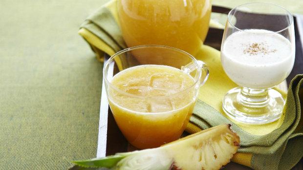 Jamajský nealkoholický punč a Coquito