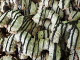 Ořechové rohlíčky strojkové recept
