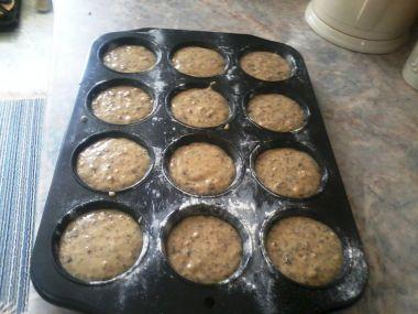 Dobré hrnkové muffiny