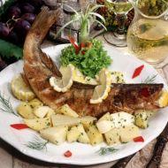 Maďarský pstruh recept