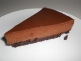 Čoko-mátový cheesecake recept
