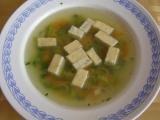 Piškotový svítek do polévky recept
