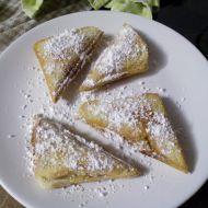 Toasty ala štrúdl recept