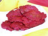 Bramboráky z červené řepy recept