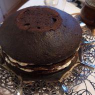 Čokoládový korpus recept