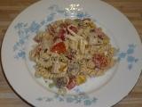 Těstovinový salát (rychlovka) recept