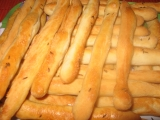 Domácí slané tyčinky recept