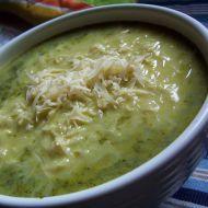 Špenátový protlak se sýrem recept